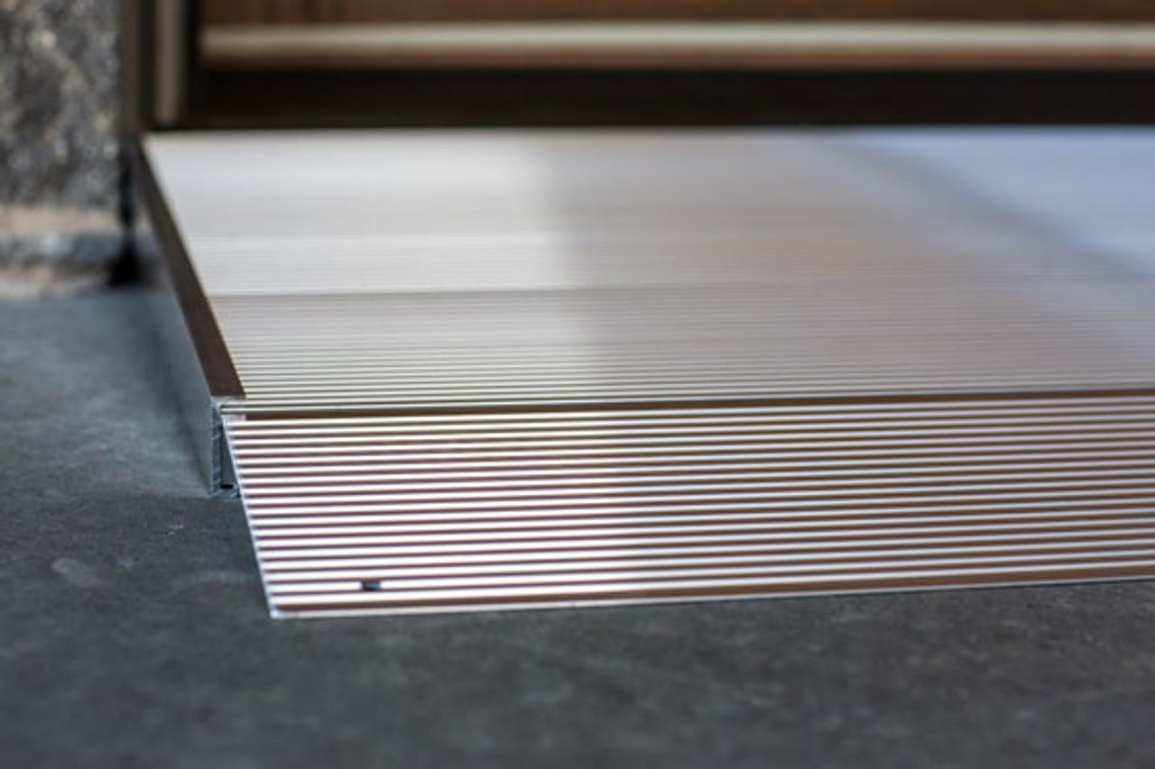 24 Inch Angled Threshold Entry Ramp