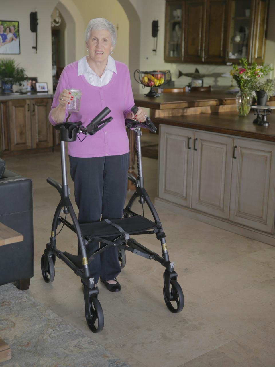UP Walker - Upright Posture Rollator -  UPWalker Lite/Standard/ Large