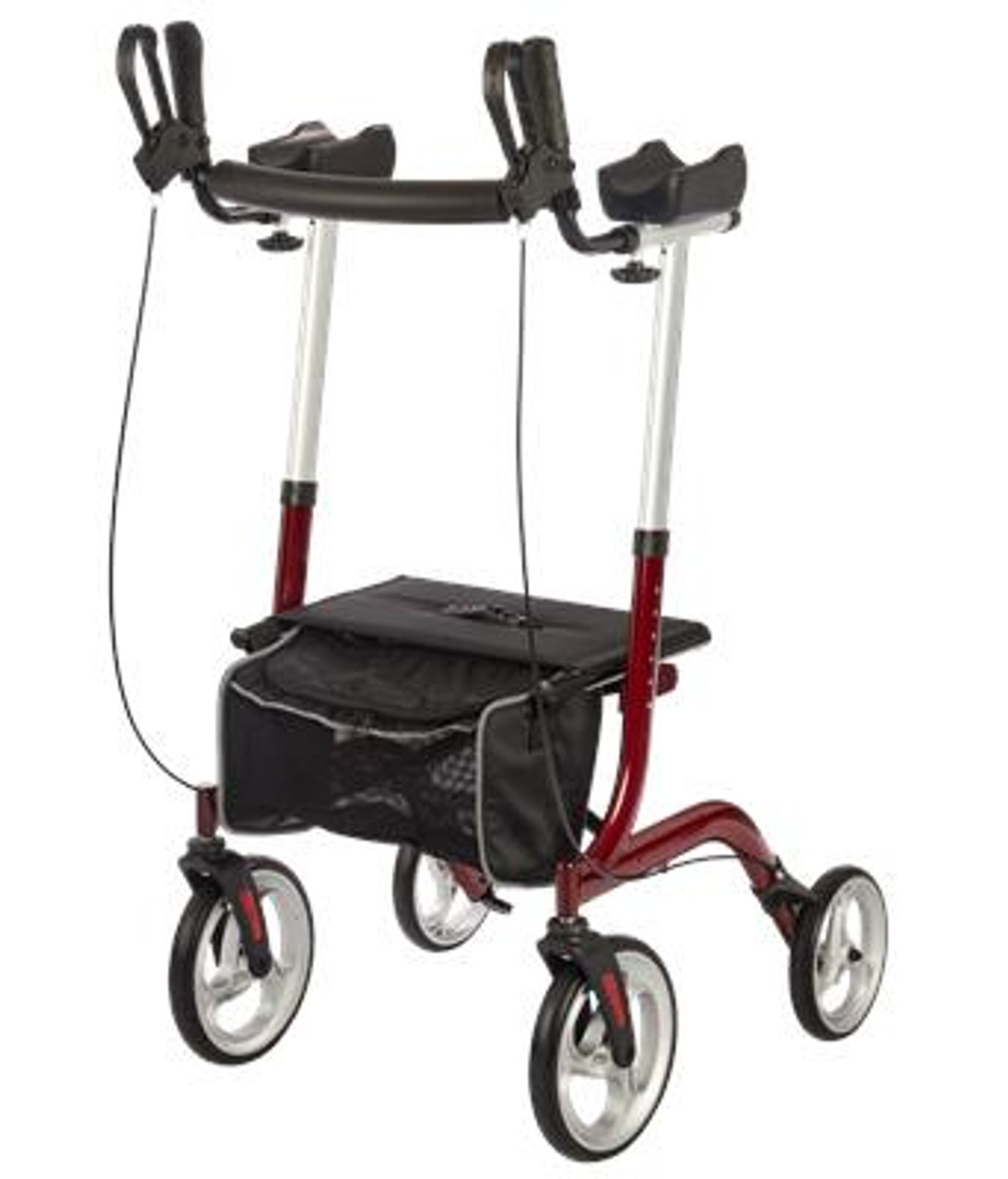 Lifestyle Venture XP - Upright Posture Euro Style Rollator