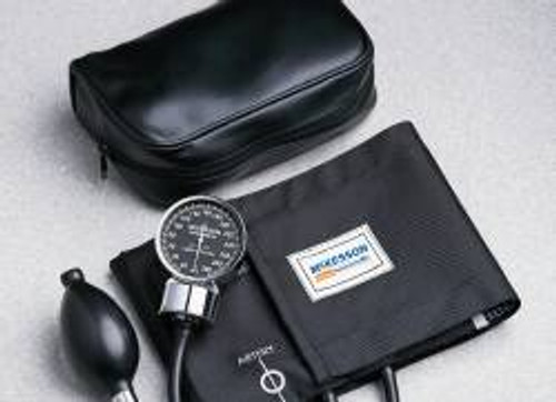 entrust Performance Plus Deluxe Aneroid Sphygmomanometer Blood Pressure