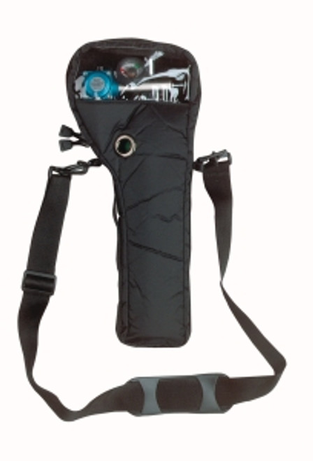 Oxygen Tank Cylinder Bag, Shoulder Style, M6 Cylinder