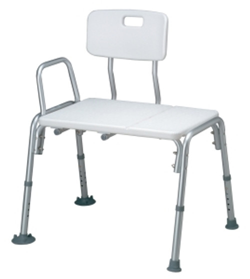 Medline Transfer Tub Bench w/ Back