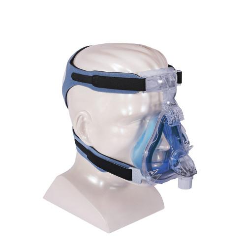 Respironics ComfortGel Full Mask w/ Headgear