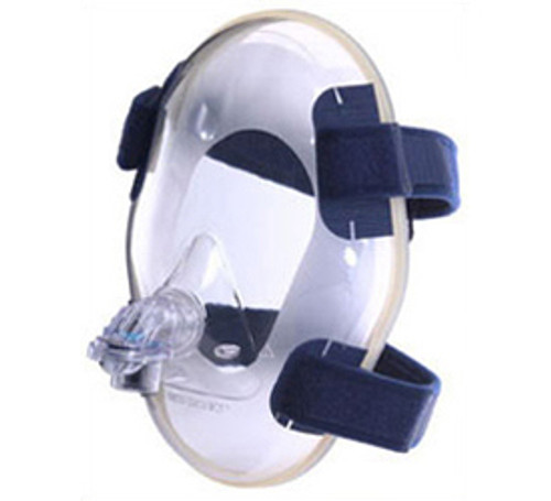 Respironics Total Face Mask w/Headgear