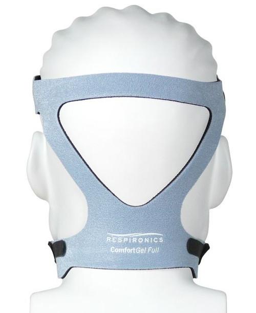 Respironics ComfortGel Full Face Headgear