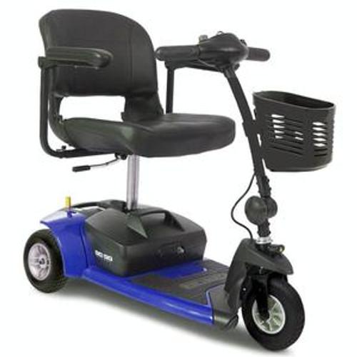 Pride Go-Go Ultra X Scooter (3 wheel) Blue
