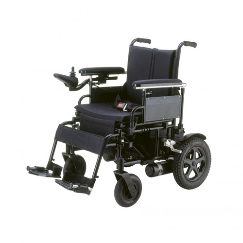 Drive Cirrus Plus EC Folding Power Chair