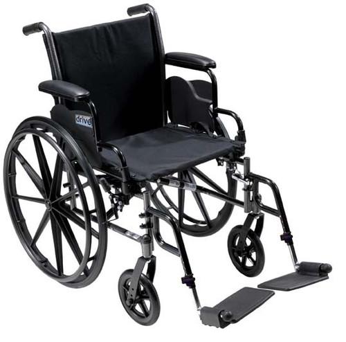 Drive Cruiser III Lightweight Dual Axle Chair