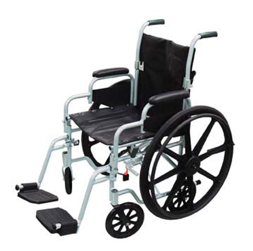 Drive Poly-Fly High Strength Light Wheelchair