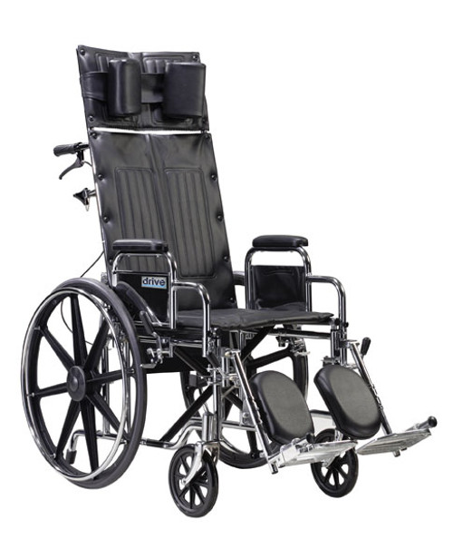 Drive Deluxe Sentra Full Reclining Wheel Chair