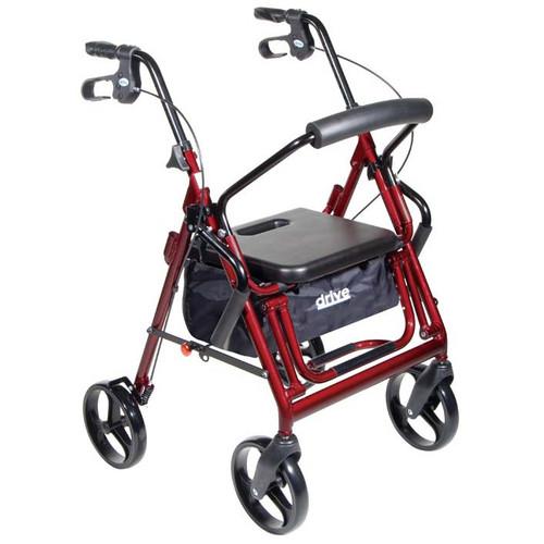 Duet Transport Chair/Rollator
