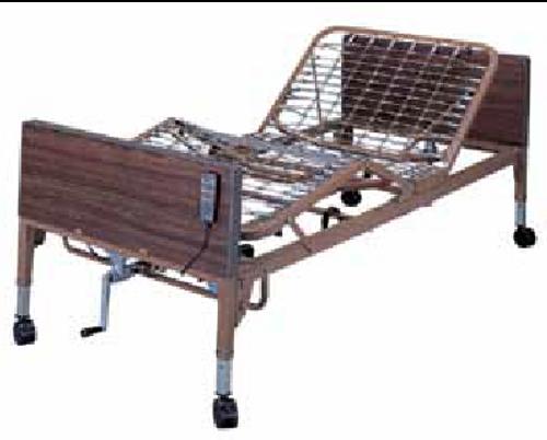 Roscoe Semi-Electric Hospital Bed