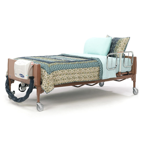 Invacare Full Electric Bariatric Bed (600lb. Capacity with Mattress