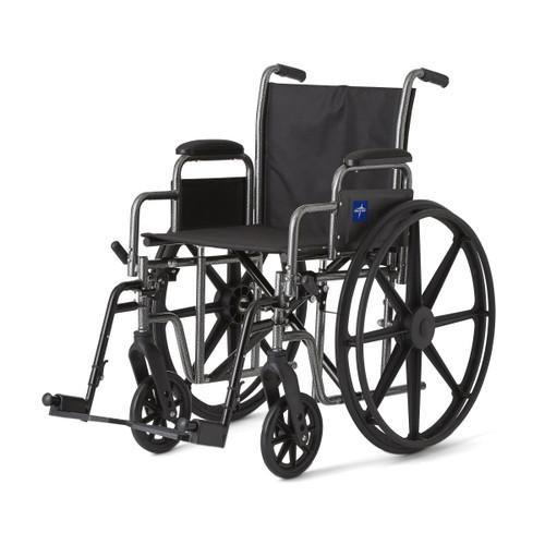Medline K1 Basic Manual Wheelchair