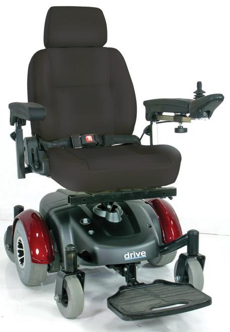 Drive Image EC Mid Wheel Power Wheelchair