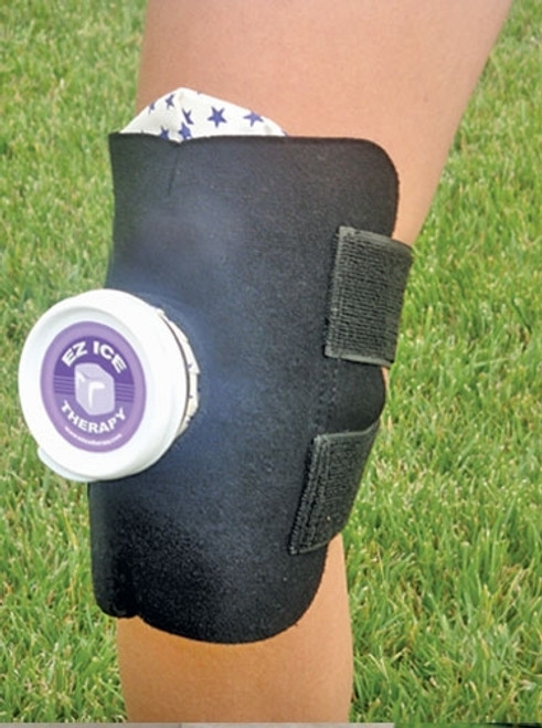 EZ Ice Wrap - Small Knee