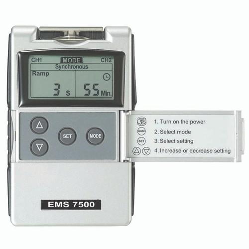 EMS 7500 Muscle Stimulation Unit - Digital Edition