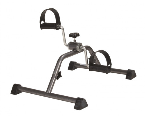 Drive Exercise Peddler with Attractive Silver Vein Finish