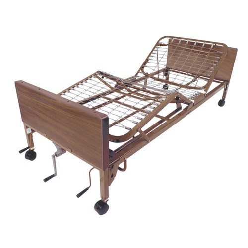 Drive Multi Height Manual Hospital Bed