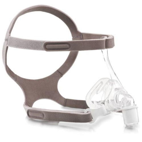 Reference example of Nasal CPAP Mask (actual product may appear slightly different)