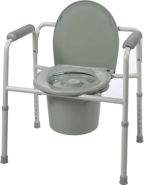Economy Three-In-One Commode