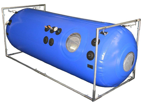 Class 4 Hyperbaric Oxygen Chamber 27 with Concentrator 1.3 ATA
