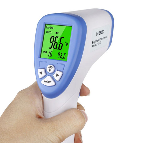 Non-Contact No Touch Infrared Forehead Thermometer
