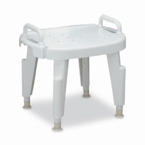Medline Composite Plastic Bath Bench