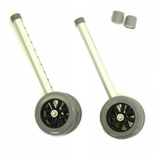 Bariatric Wheel Kit for Invacare Walker