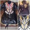 Royal Wakanda Queen Shirt Dress