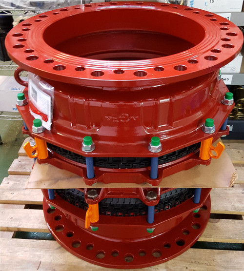 Larger Diameter WAGA Flange Adaptors