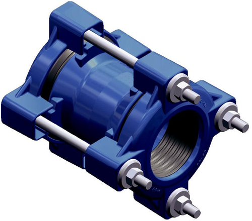 Cascade Wide Tolerance Coupling
