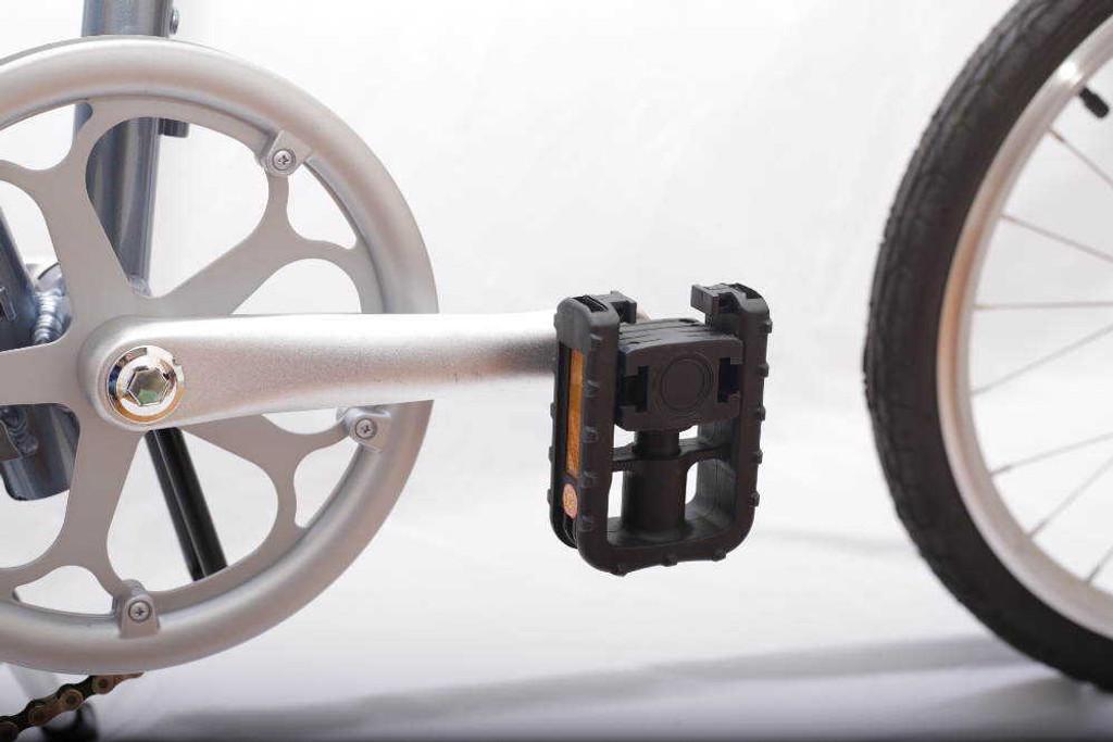 8S crank & pedal