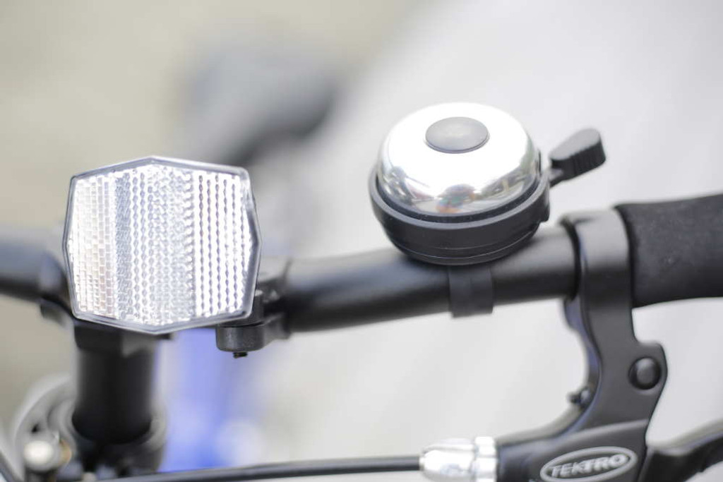 8C folding bike handlebars