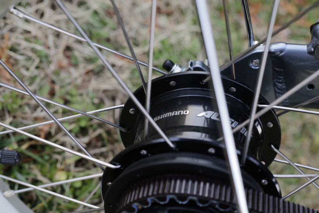 11sp Shimano Alfine hub