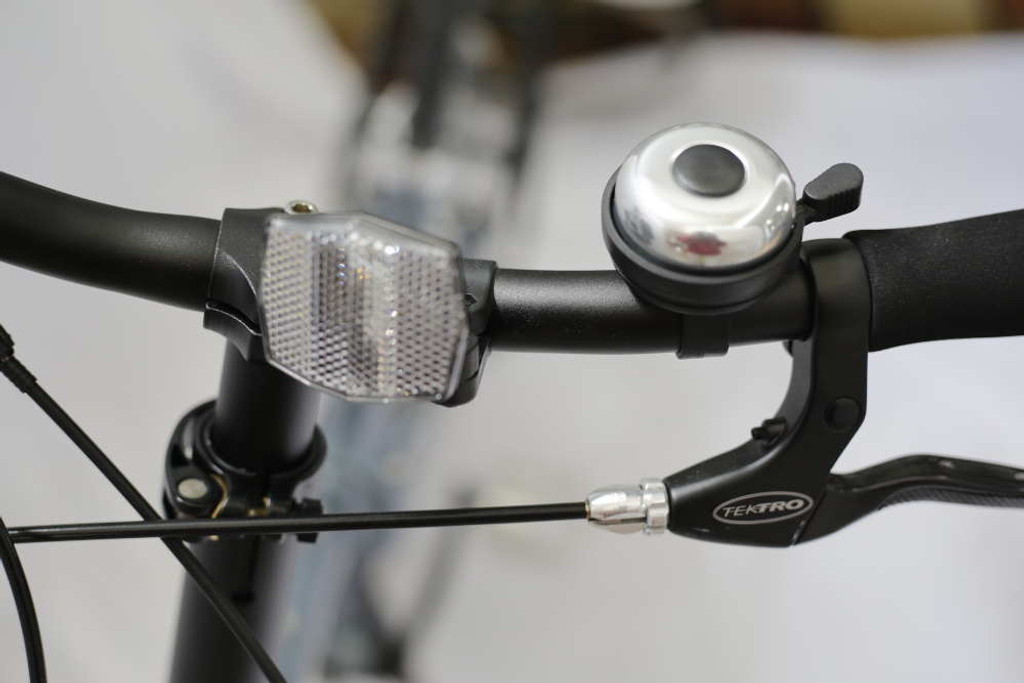 controls brakes and bicycle bell