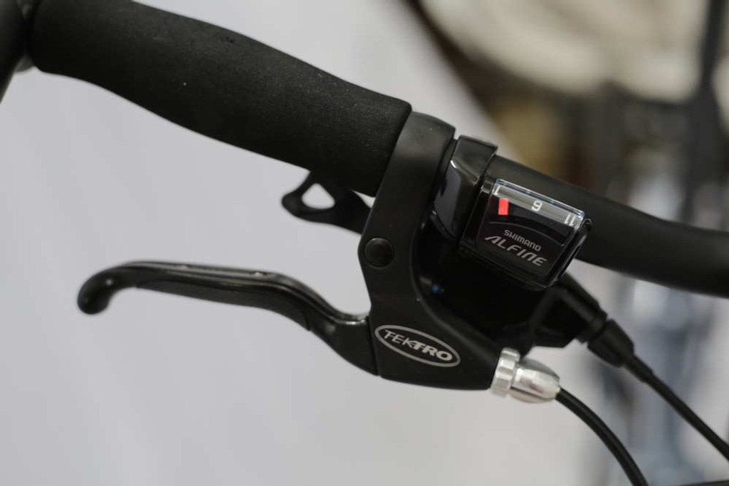 shifter and brake levers