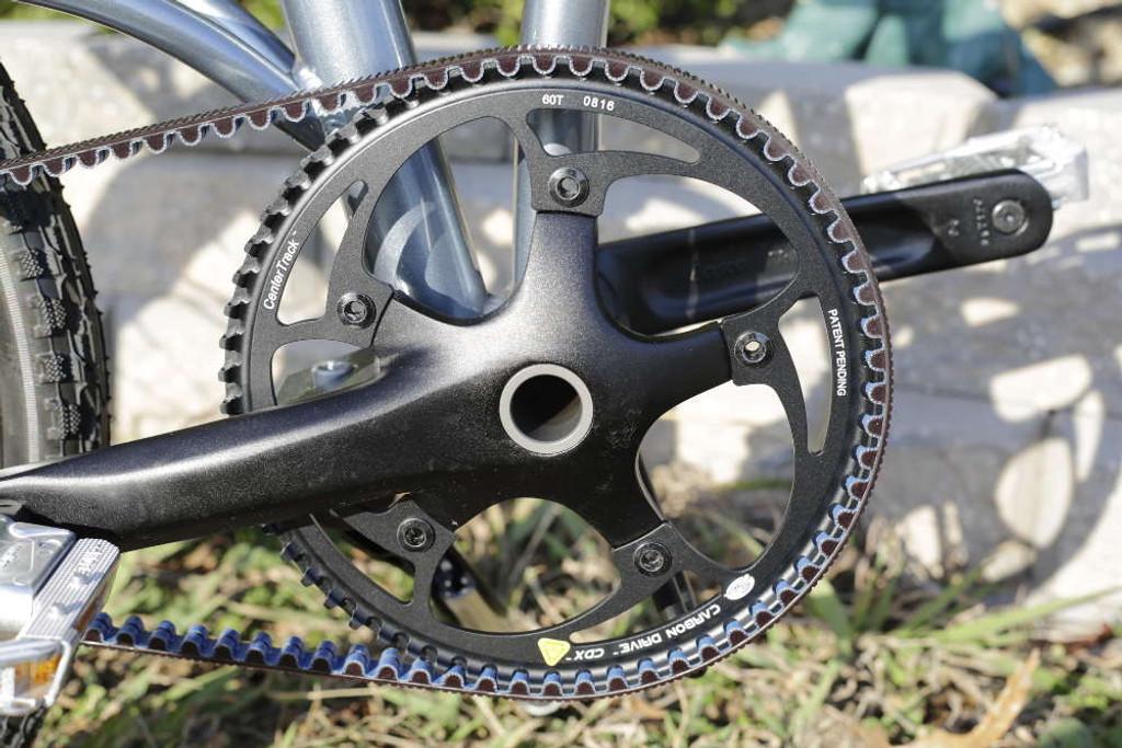 11H folding  bike cranks