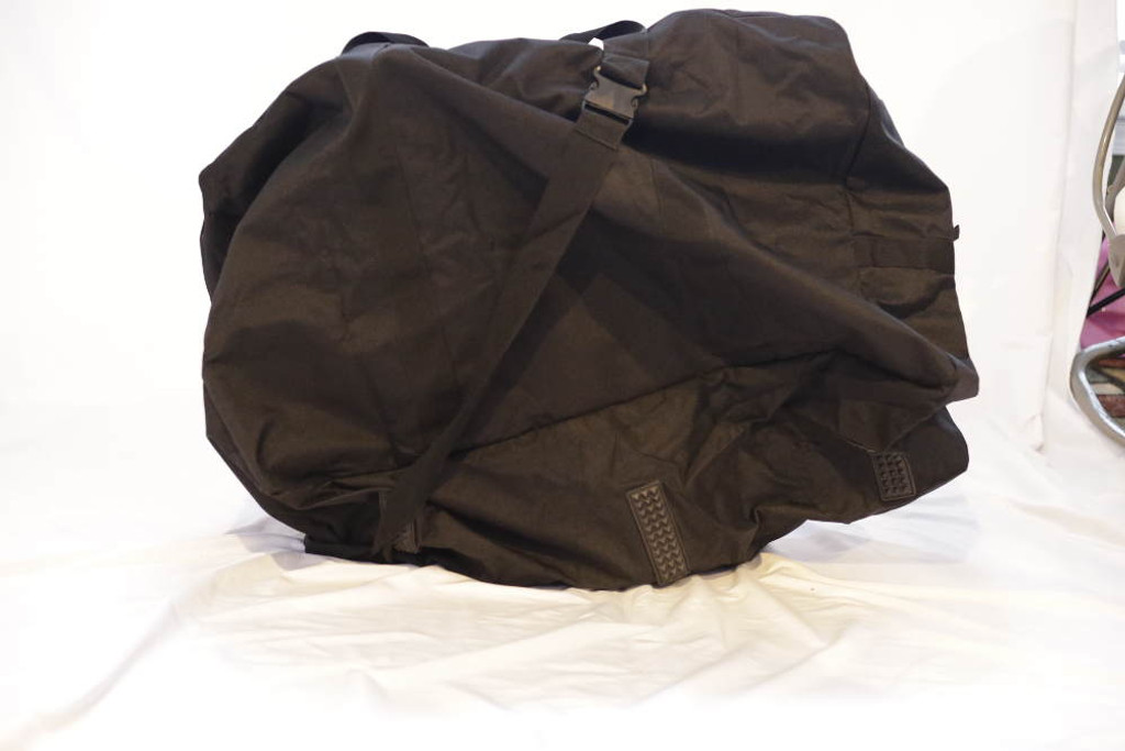 folding bicycle inside the bag