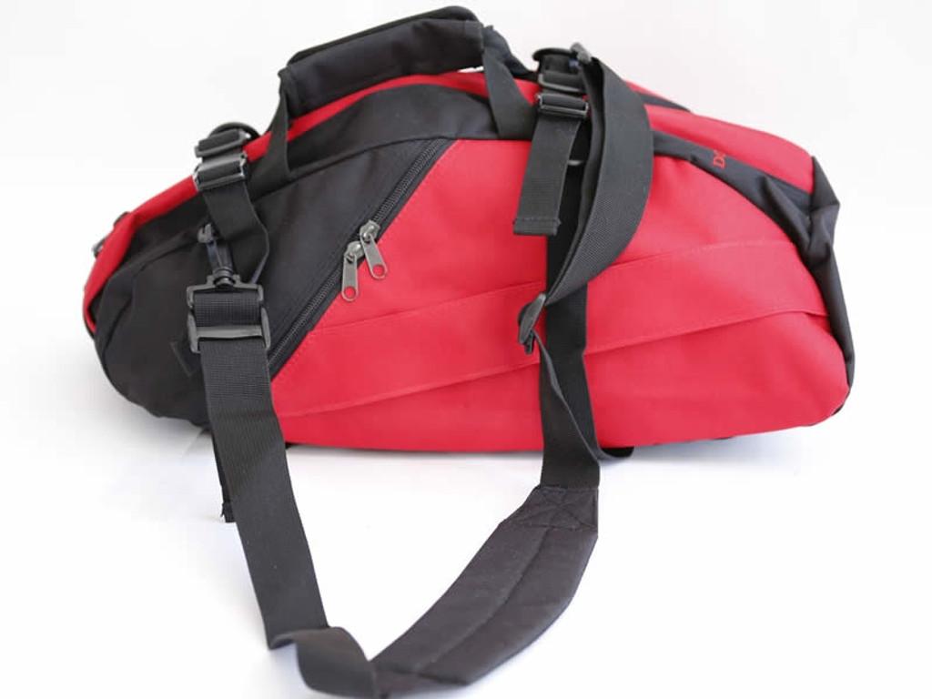 Red rackpack