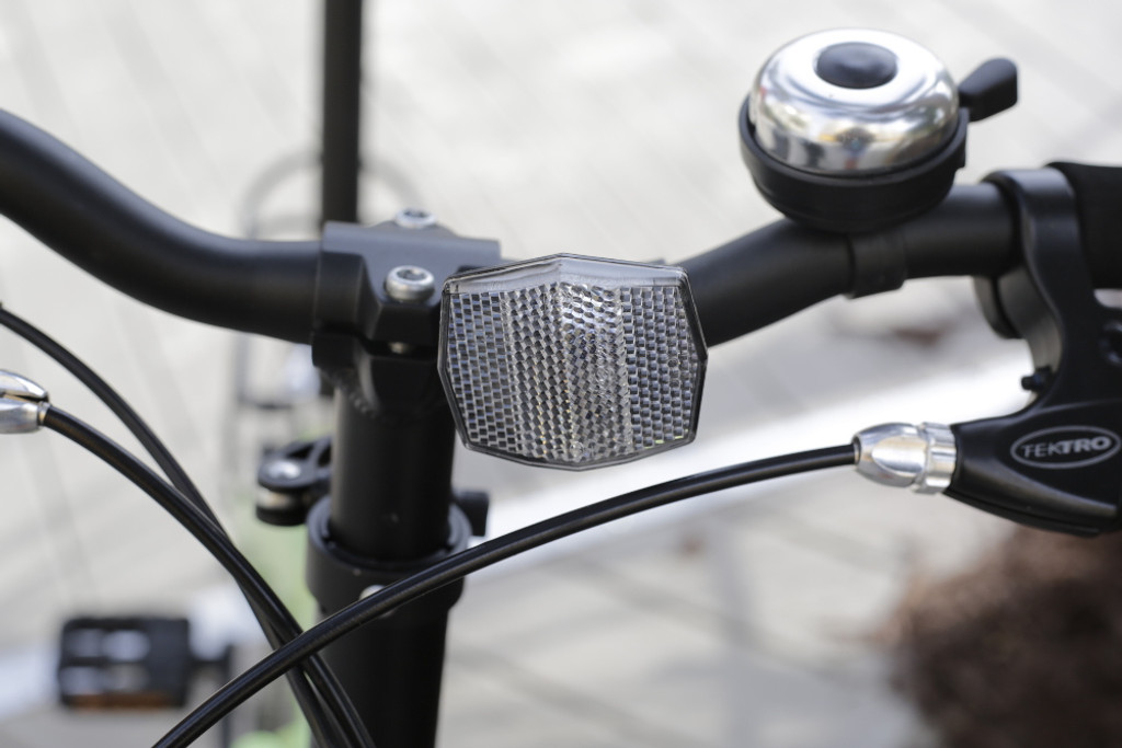 mini folding bike reflector