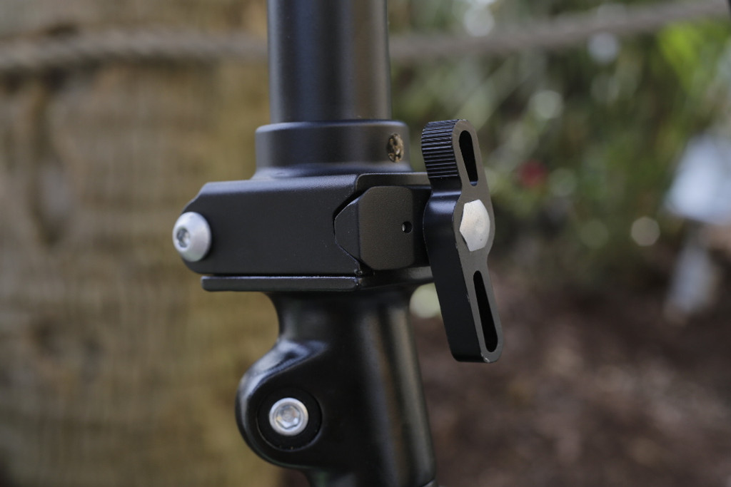 mini folding bike stem qr