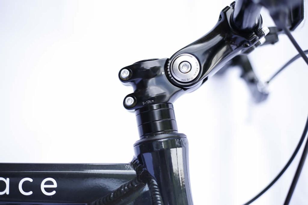 Kids mountain bike Stem adjustment