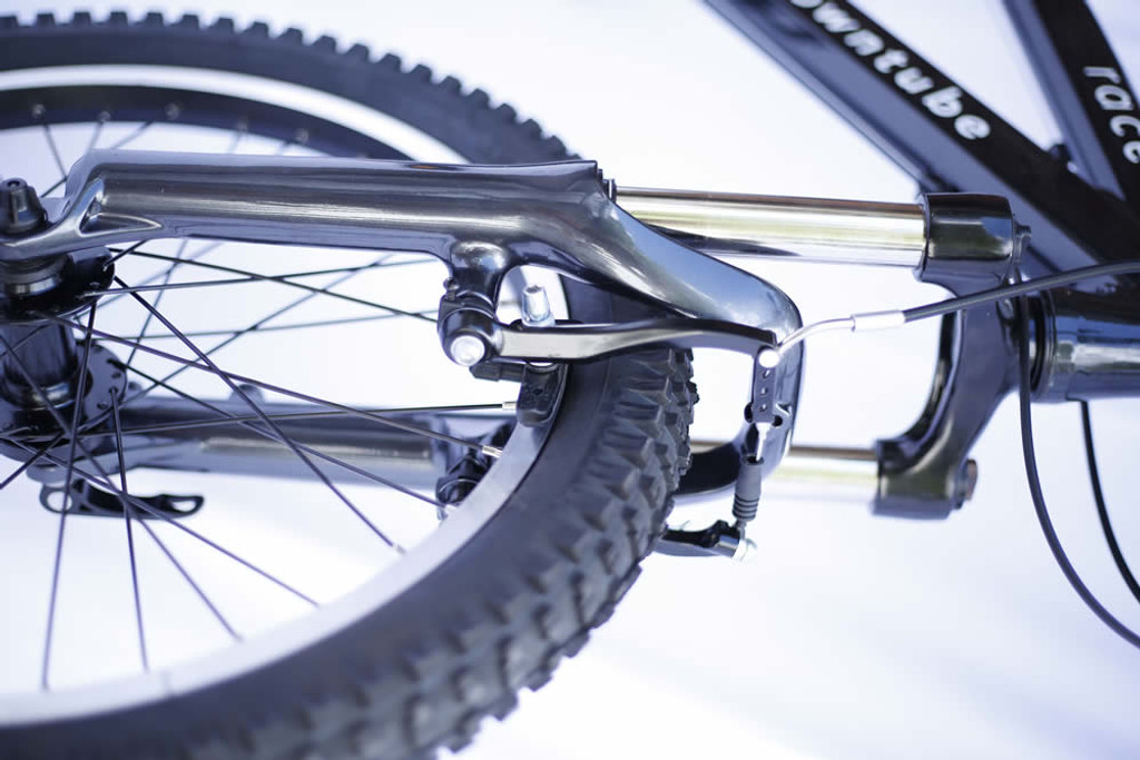 Kids mountain bike Suspension fork