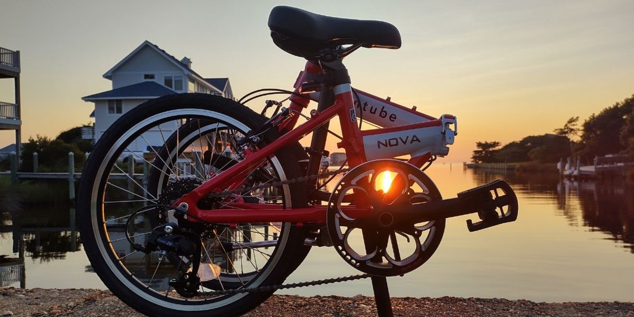 Lightweight Folding Bikes