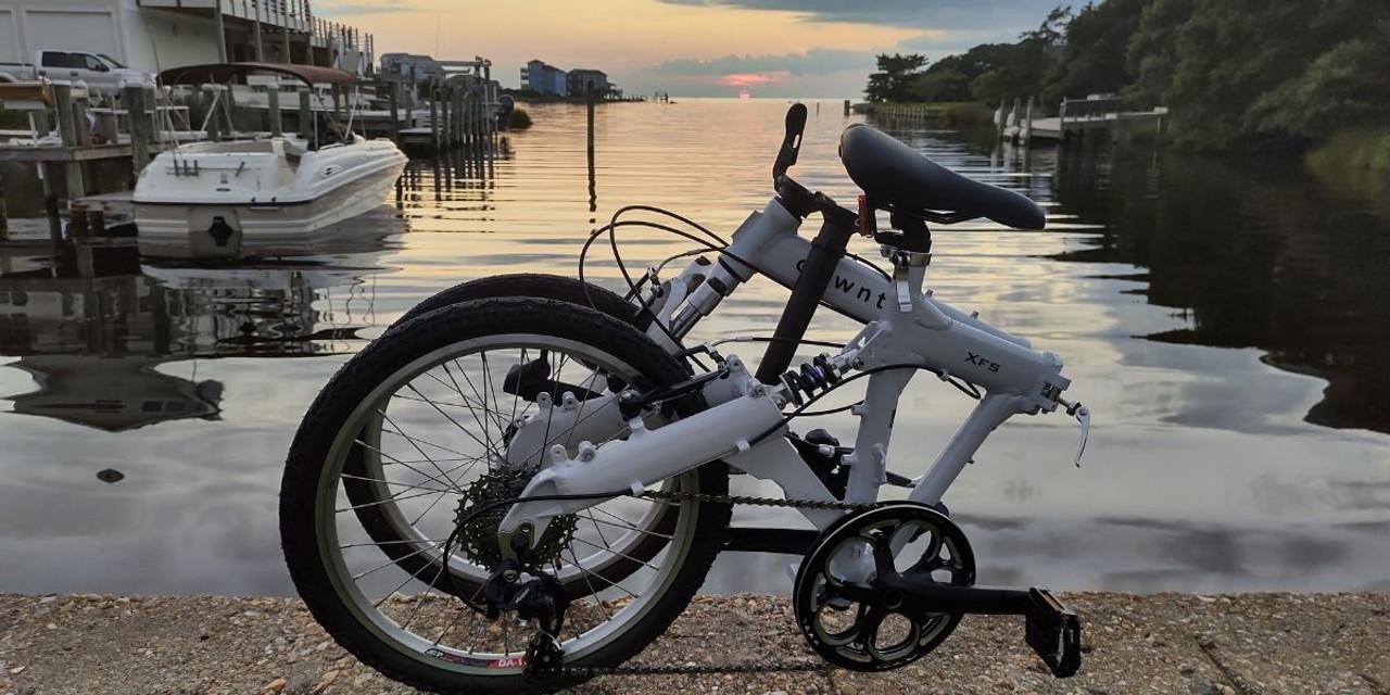 Full Suspenion Folding Bikes