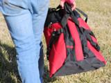 great folding bike bag
