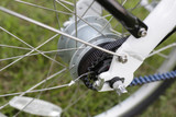 8H whire rear hub