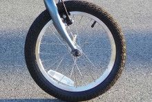 mini front wheel