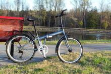 """Dyan 24"""" folding bike"""